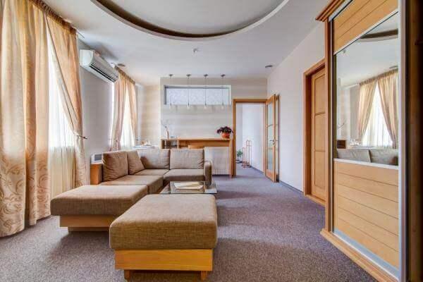 Гостиницы Днепра